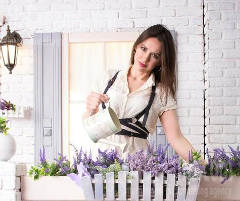 Svitlana from Kharkov 35 years - future wife. My small public photo.