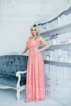 Alena from Cherkasy 40 years - bride for you. My small public photo.