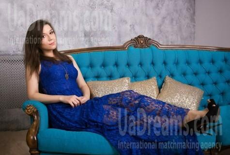 Marina from Kharkov 19 years - soft light. My small public photo.
