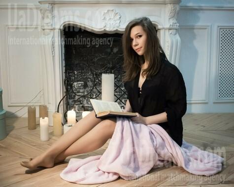 Marina from Kharkov 19 years - morning freshness. My small public photo.