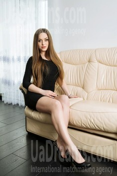 Polina from Dnipro 25 years - attractive lady. My small public photo.