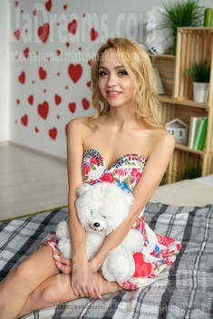 Olechka 22 years - look for fiance. My small public photo.