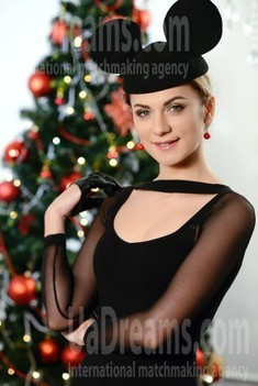 Julia from Rovno 31 years - favorite dress. My small public photo.