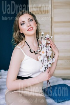 Tetyana from Lutsk 21 years - girl for marriage. My small public photo.