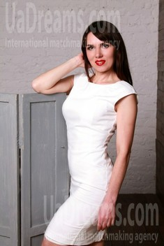 Oksana from Sumy 37 years - bride for you. My small public photo.