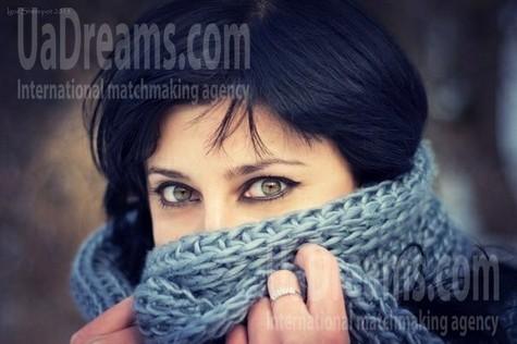 Tania from Ivanofrankovsk 34 years - sunny smile. My small public photo.