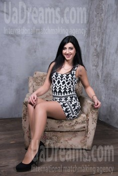 Tania from Ivanofrankovsk 34 years - smiling for you. My small public photo.