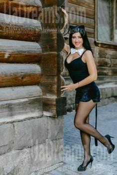 Tania from Ivanofrankovsk 35 years - eyes lakes. My small public photo.