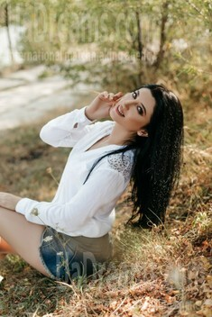 Tania from Ivanofrankovsk 36 years - Warm-hearted girl. My small public photo.