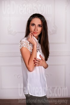 Olga from Zaporozhye 35 years - charm and softness. My small public photo.