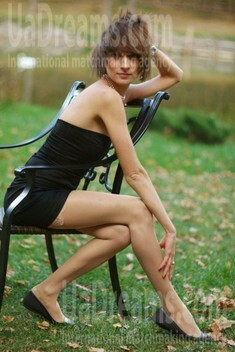 Olga from Zaporozhye 35 years - carring woman. My small public photo.