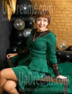 Irina from Ivanofrankovsk 52 years - Warm-hearted girl. My small public photo.
