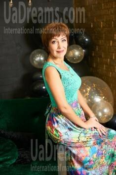 Irina from Ivanofrankovsk 52 years - creative image. My small public photo.