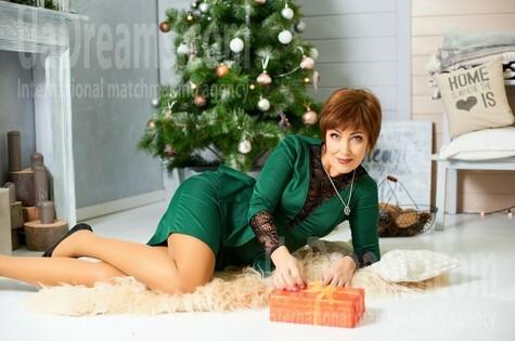 Irina from Ivanofrankovsk 52 years - intelligent lady. My small public photo.