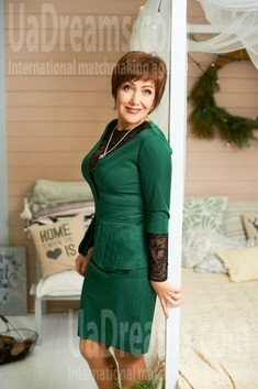 Irina from Ivanofrankovsk 52 years - looking for relationship. My small public photo.