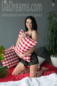 Yulya from Kiev 22 years - clever beauty. My small public photo.