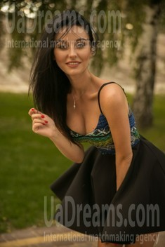 Yulya from Lviv 23 years - amazing appearance. My small public photo.