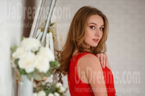 Yulya from Lviv 25 years - charm and softness. My small public photo.