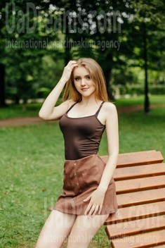 Tanya from Ivano-Frankovsk 22 years - intelligent lady. My small public photo.