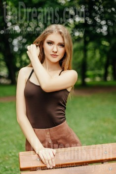 Tanya from Ivano-Frankovsk 22 years - kind russian girl. My small public photo.