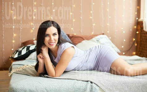 Maryana from Ivanofrankovsk 31 years - bright smile. My small public photo.