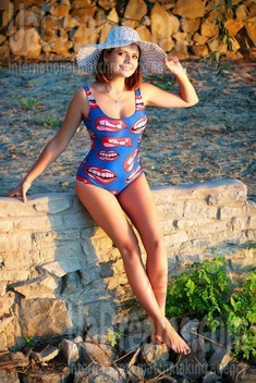 Margo from Zaporozhye 30 years - charm and softness. My small public photo.