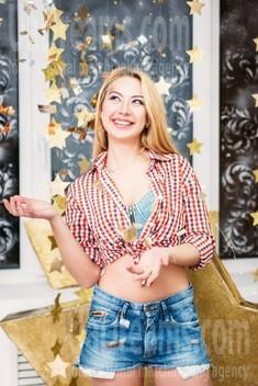 Olya from Kharkov 22 years - waiting for husband. My small public photo.