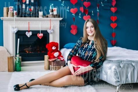 Svitlana from Lutsk 21 years - morning freshness. My small public photo.