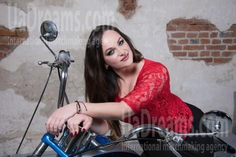 Yulya from Ivanofrankovsk 28 years - kind russian girl. My small public photo.