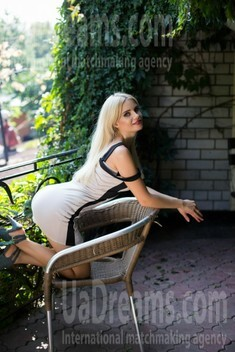 Rita from Sumy 33 years - favorite dress. My small public photo.
