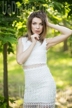 Ann from Sumy 29 years - desirable woman. My small public photo.
