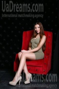 Yulia from Cherkasy 26 years - beautiful woman. My small public photo.