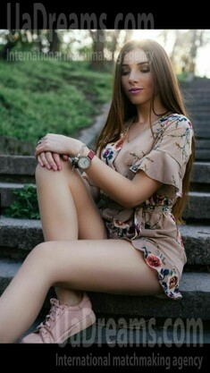 Yulia from Cherkasy 28 years - bride for you. My small public photo.