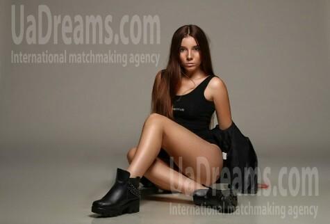 Yulia from Cherkasy 28 years - future bride. My small public photo.
