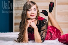 Anastasia from Lutsk 20 years - intelligent lady. My small public photo.