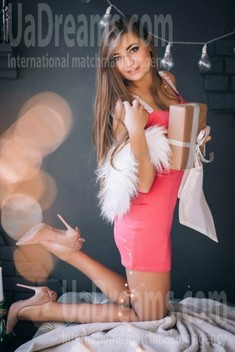 Anastasia from Lutsk 21 years - independent woman. My small public photo.