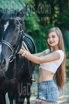 Anastasia from Lutsk 22 years - Kind-hearted woman. My small public photo.