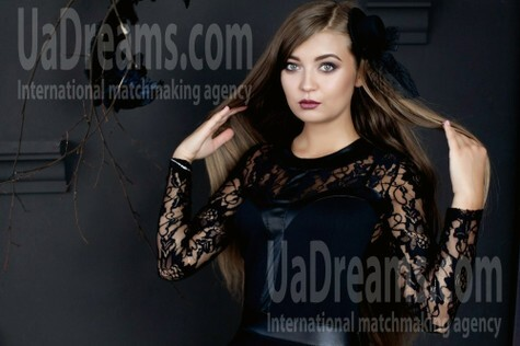 Anastasia from Lutsk 21 years - eyes with love. My small public photo.