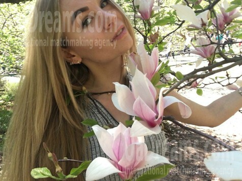 Valentyna from Kiev 25 years - Warm-hearted girl. My small public photo.
