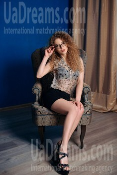 Dariya from Dnipro 23 years - beautiful woman. My small public photo.