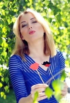Natalie Rovno 36 y.o. - intelligent lady - small public photo.