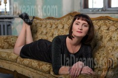 Ksenia from Sumy 50 years - look for a man. My small public photo.