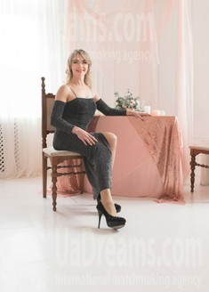 Svetlana from Dnipro 46 years - intelligent lady. My small public photo.