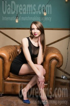 Tanja from Sumy 28 years - future bride. My small public photo.