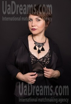 Olesia from Ivanofrankovsk 39 years - attractive lady. My small public photo.