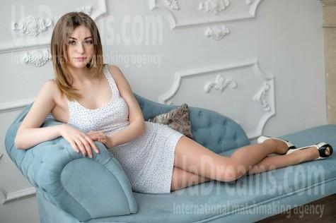 Valentina 19 years - ukrainian girl. My small public photo.