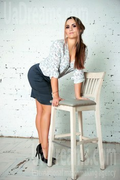Helen from Zaporozhye 35 years - look for a man. My small public photo.
