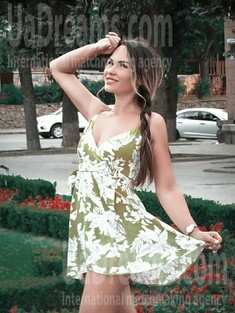 Helen from Zaporozhye 35 years - Warm-hearted girl. My small public photo.
