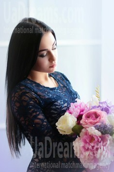 Nastyona from Zaporozhye 21 years - future wife. My small public photo.
