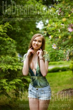 Sophie from Lviv 23 years - creative image. My small public photo.